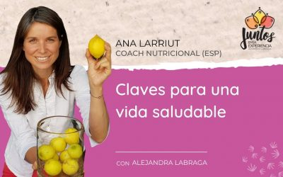 Claves para una vida saludable