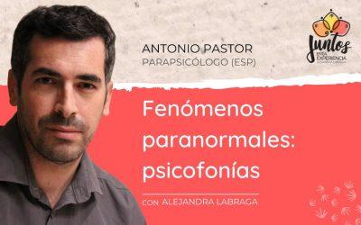 Fenómenos paranormales: Psicofonías