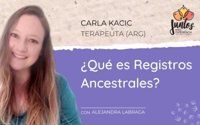¿Qué son los registros ancestrales?