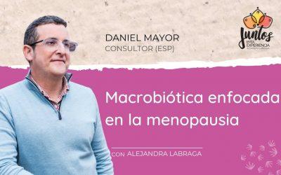 Macrobiótica enfocada en la Menopausia