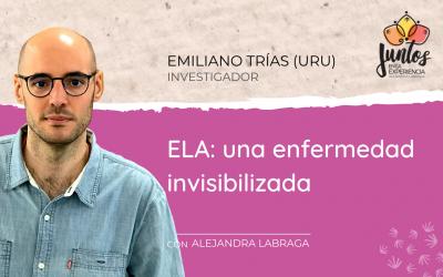 ELA, una enfermedad invisibilizada