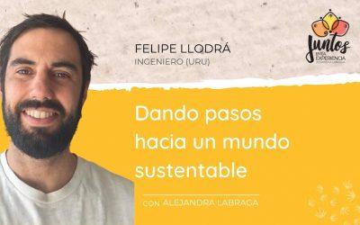 Dando pasos hacia un mundo sustentable