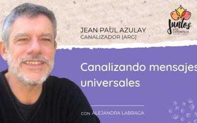 Canalizando mensajes universales