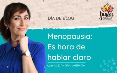 Hablemos de la Menopausia